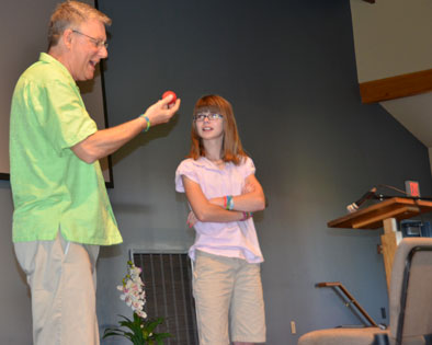 Professional Comedy and Magic Shows for Kids in Tampa Bay